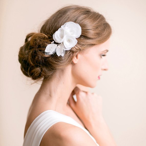 Flower Wedding Headpieces: Flower Headpieces For Wedding: These Will Look Beautiful