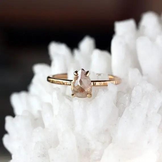 best engagement rings etsy