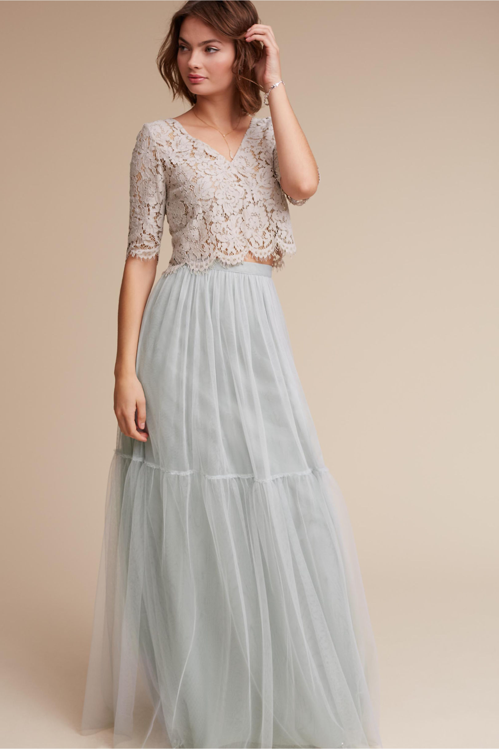 peony blue light vow amsale to front be dress dresses bridesmaid movement chic drew lighting by nouvelle