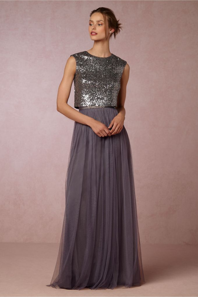 Bridesmaid Tulle Skirts | by Jenny Yoo for BHLDN | http://emmalinebride.com/bridesmaids/top-10-bridesmaid-tulle-skirts/