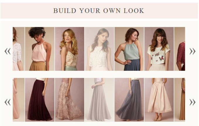 build-your-own-look-bridesmaid-tulle-skirts-and-tops