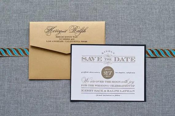 Save The Date Vs Invitation?   Ask Emmaline | Http://emmalinebride.