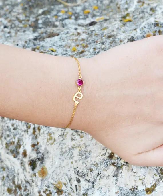 charm-bracelet-with-birthstones