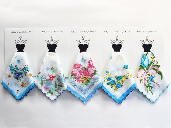 Vintage Wedding Gifts For Bridesmaids From Aristocrafts On
