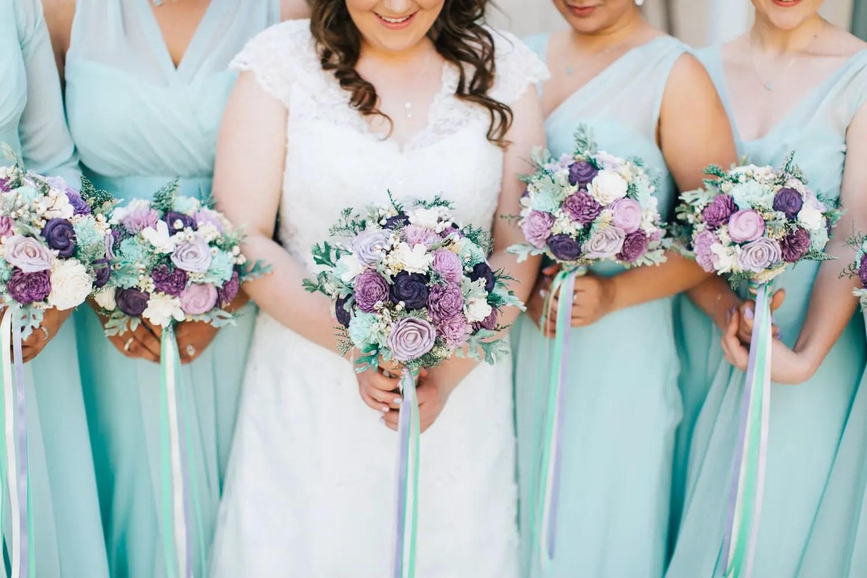 Wedding bouquet ideas without flowers emmaline bride izmirmasajfo