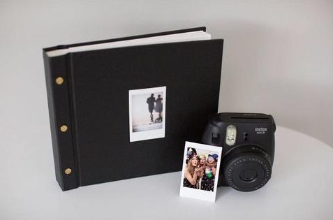 how to make a photo guest book for weddings emmaline bride