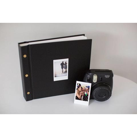 how to make a photo guest book for weddings - Instax photo guest book album