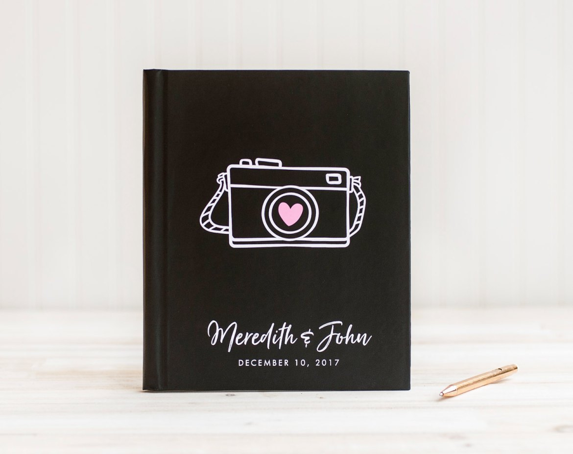 where to buy photo booth guest book
