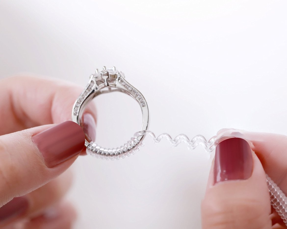 how to keep wedding ring from spinning the 1 cheap