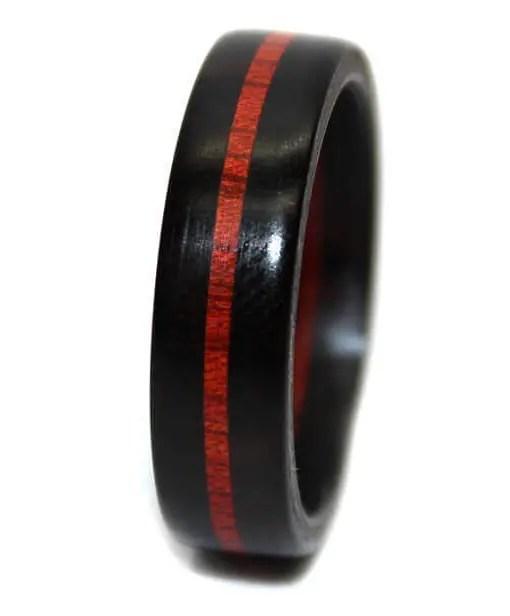 wooden wedding rings where to buy wood wedding rings that