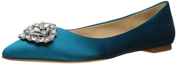 24 Best Something Blue Wedding Shoes: Low Heel, High Heel, Flats | EB