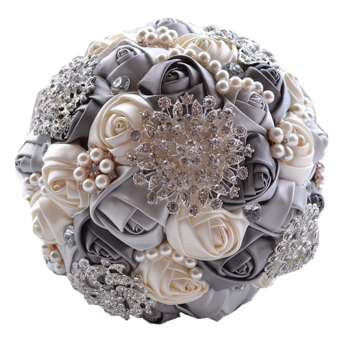 Where Can I Buy a Brooch Bouquet? - Ask Emmaline | Emmaline Bride®