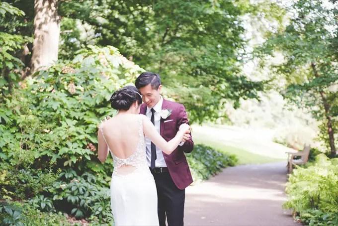 A Morris Arboretum Wedding that You'll Never Forget! (Philadelphia Garden Wedding)- http://emmalinebride.com/real-weddings/a-morris-arboretum-wedding-that-youll-never-forget| BG Productions Photography & Videography