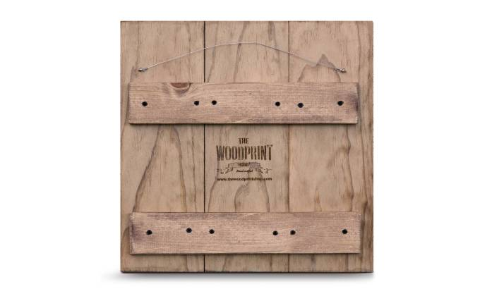 photo on wood, photo printed on wood