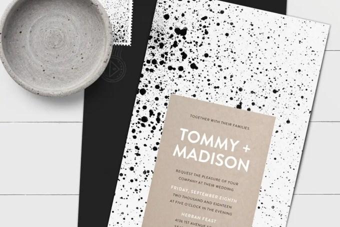 email wedding invitations online