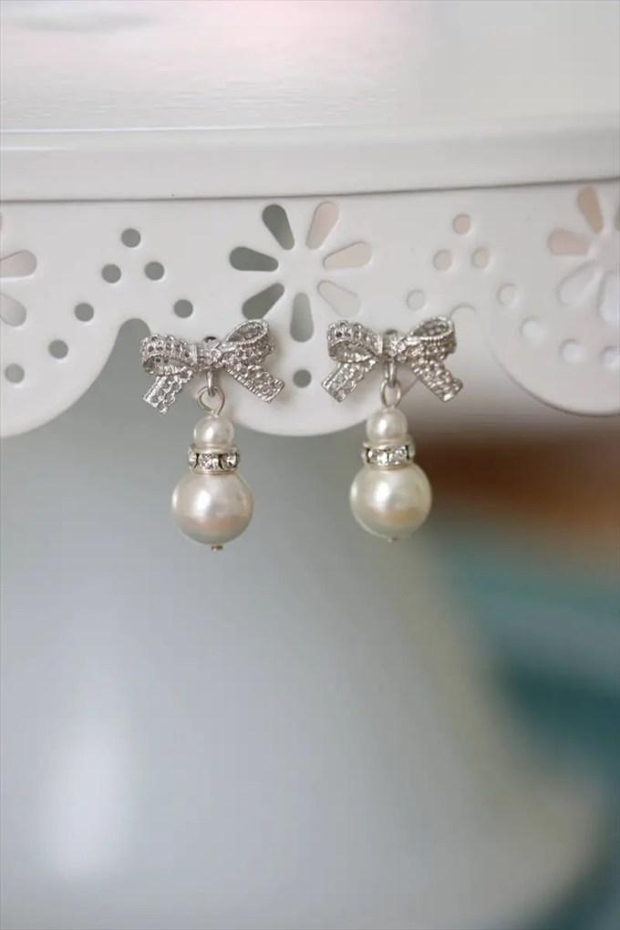 pearl wedding ideas