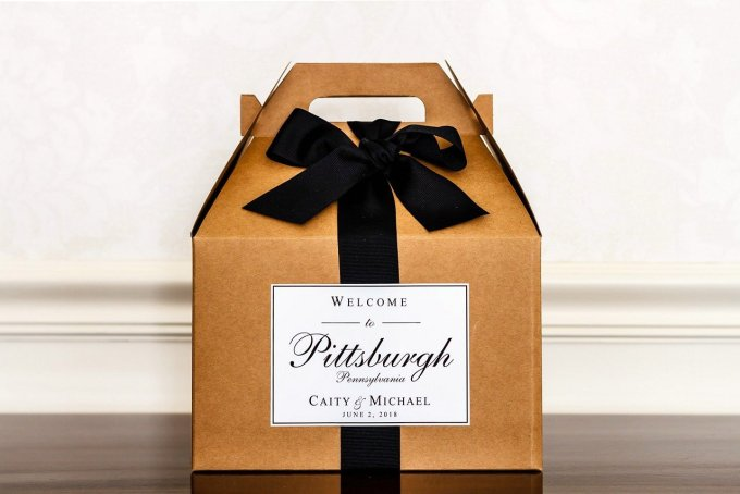 wedding welcome boxes