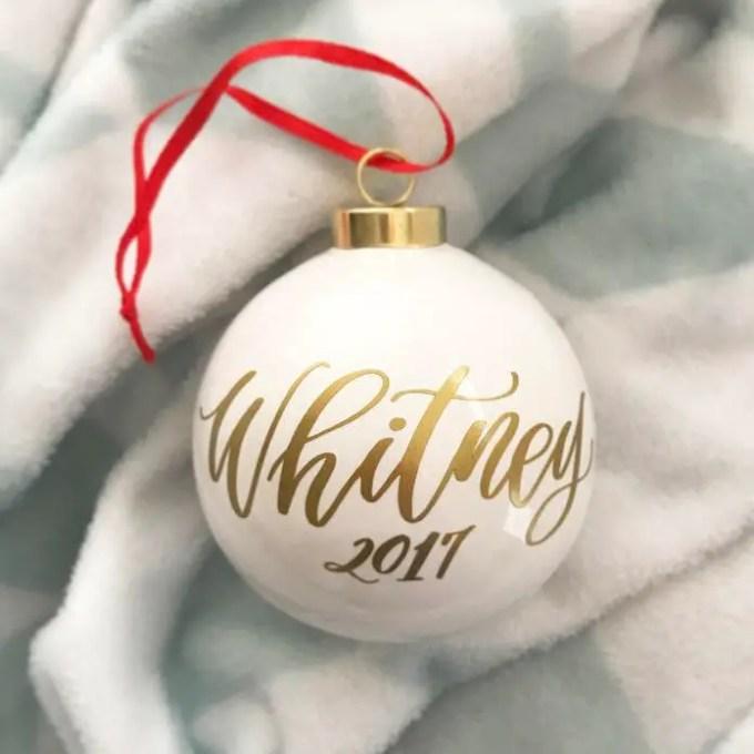 ornament favors for weddings