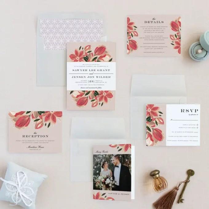 order wedding invitations