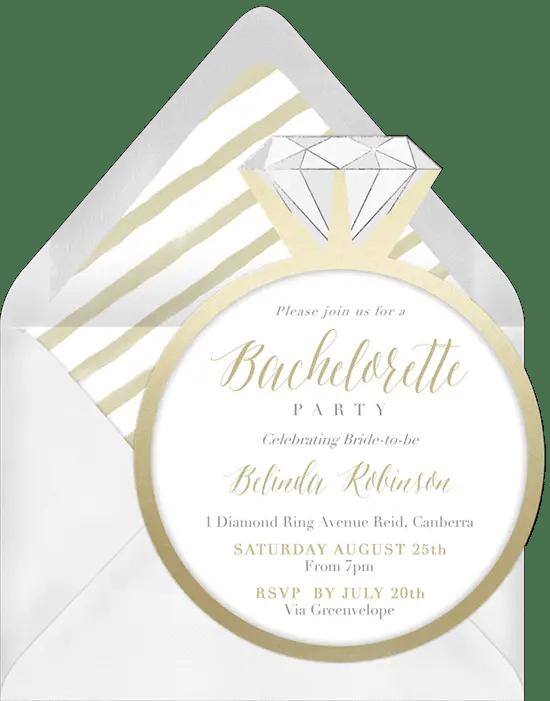 How To Easily Send Paperless Wedding Invitations Emmaline