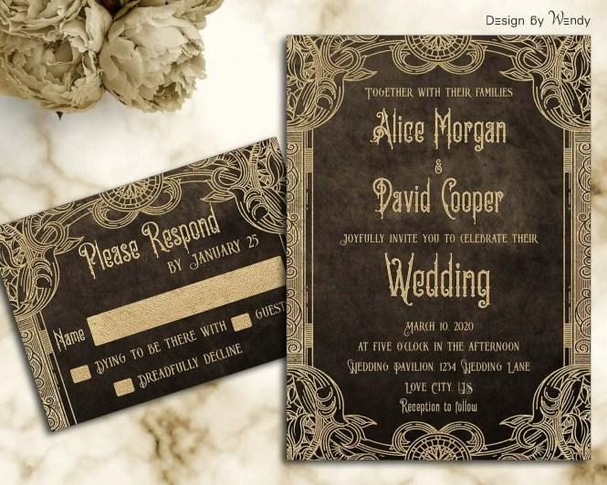Steampunk Wedding Ideas Emmaline Bride