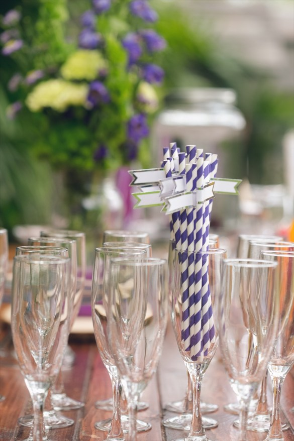 How to Plan a Rustic Glam Bridal Shower (PHOTOS)