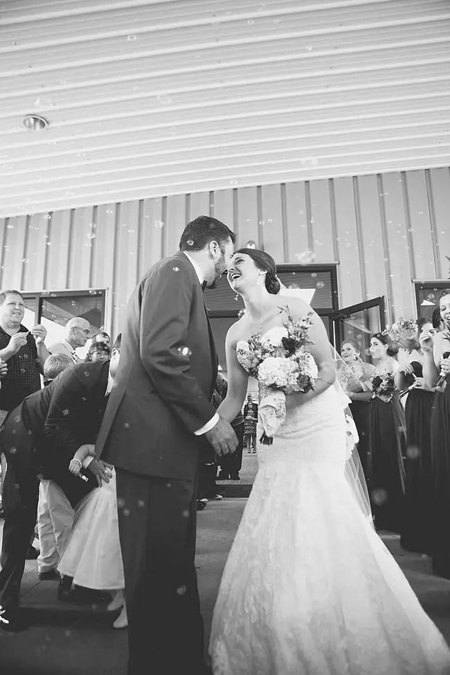 Ohio Fall Wedding