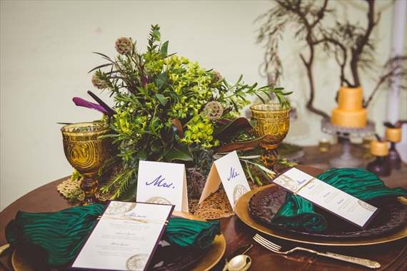 BG Productions & Videography - Maleficent Styled Shoot