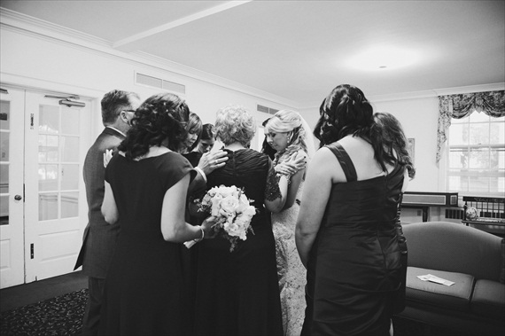 Ceremony - Maggie + Stephen (by Michelle Gardella Photography)