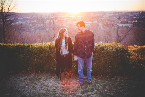 Lissa Chandler Photography - Arkansas Engagement Session