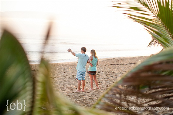 Puerto Rico Surfing Engagement Session-Eric Boneske Photography