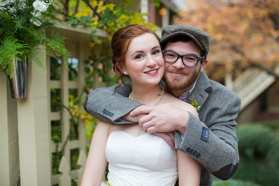 Mathy Shoots People - rustic fall wedding