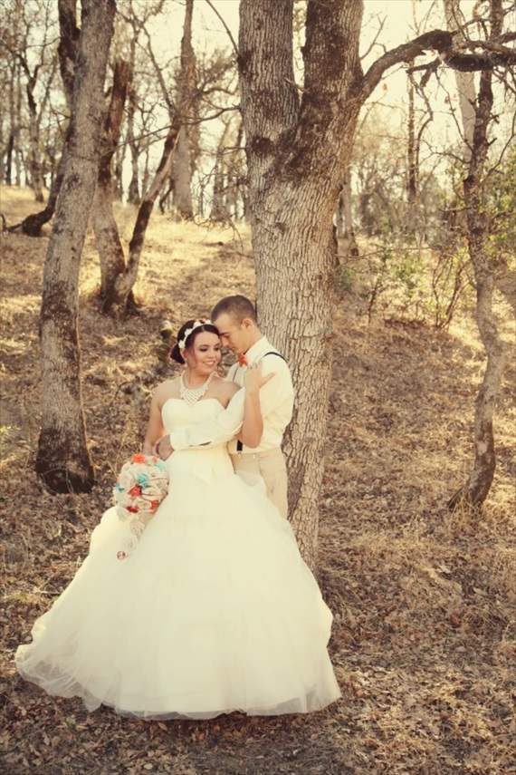 Drozian Photoworks - bride and groom, diy rustic barn wedding