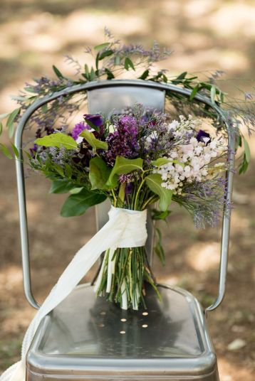 Winery Styled Wedding Shoot - The Bouquet
