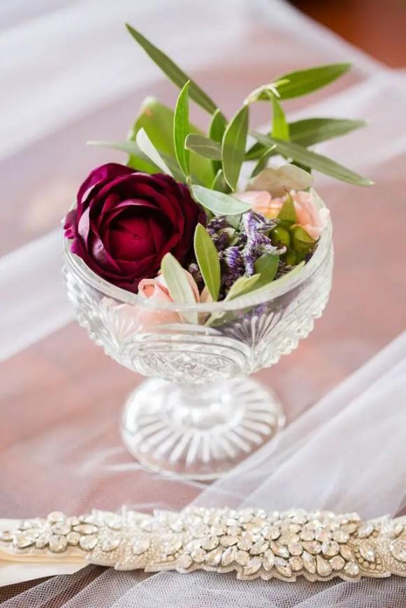 Winery Styled Wedding Shoot - The Bride's Dress Sash