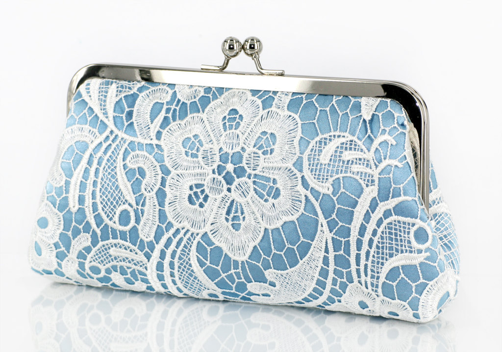 Flower Inspired Bags / Clutches For Weddings