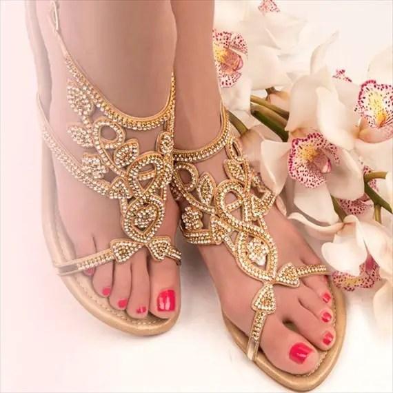 Beach Wedding Sandals:  5 Wear-Again Styles (by EmmalineBride.com - photo/sandals: fibi & clo)