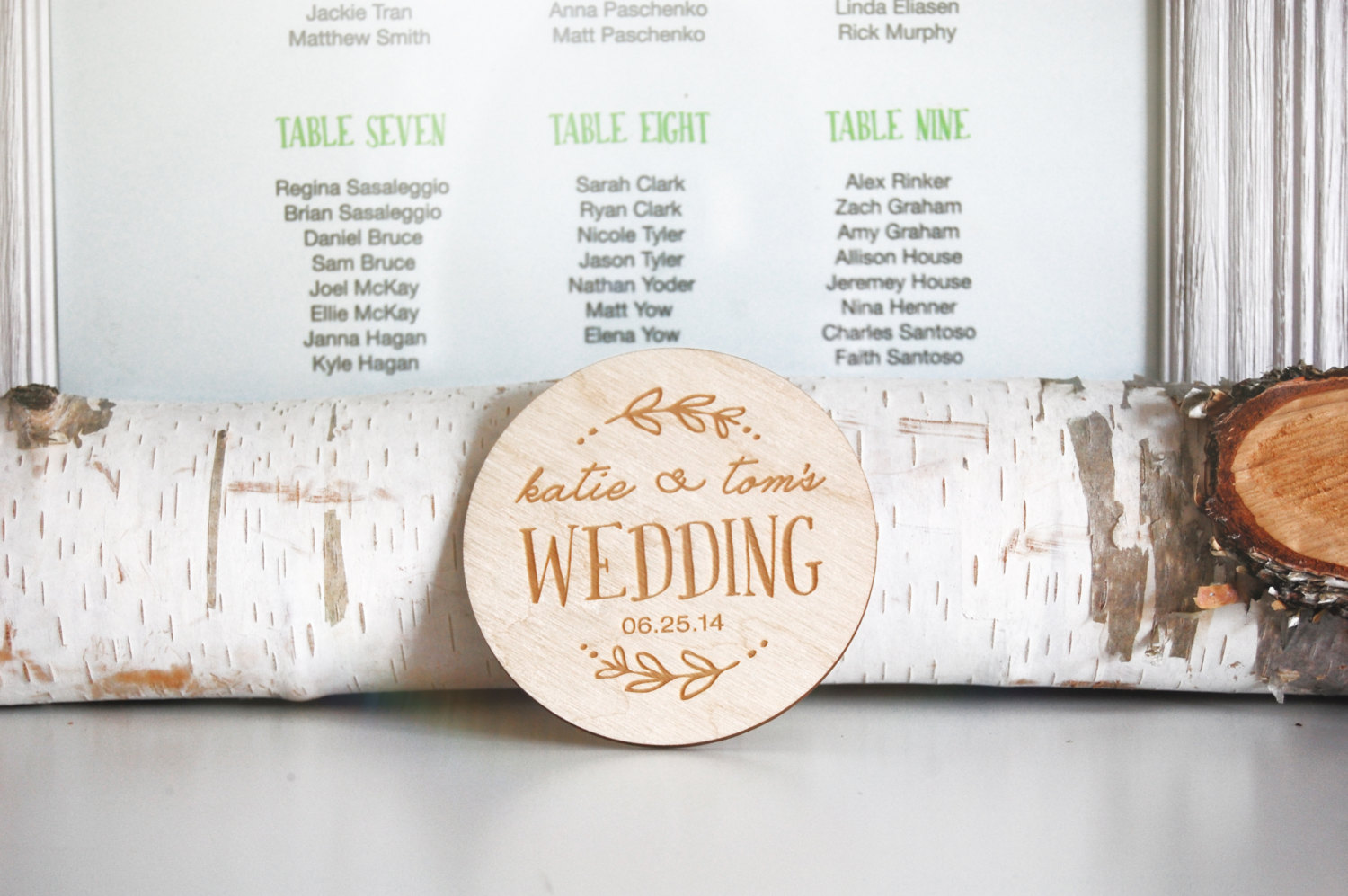 17 Coasters That Will Look Absolutely Lovely at Weddings