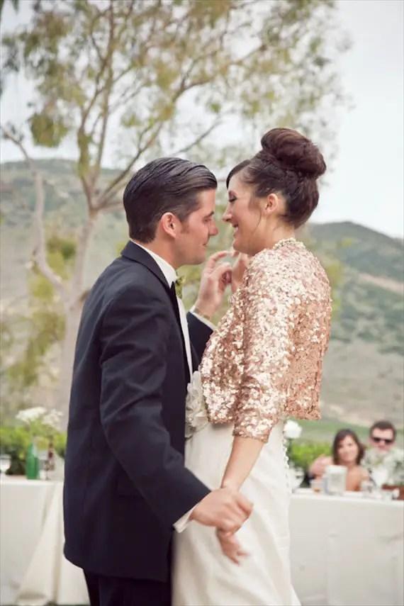 bridal cover ups sequin jacket