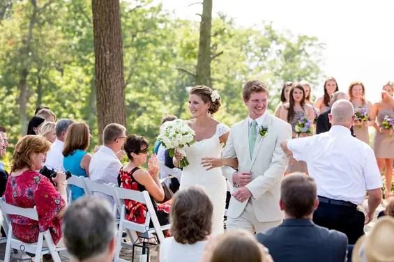 Wear a Veil or Not (via EmmalineBride.com) - photo by priceless photography
