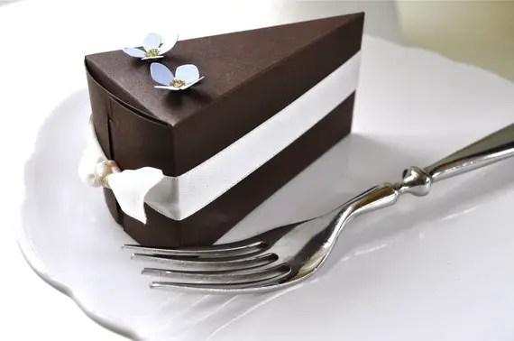 Cake Boxes (by Imeon Design via EmmalineBride.com)