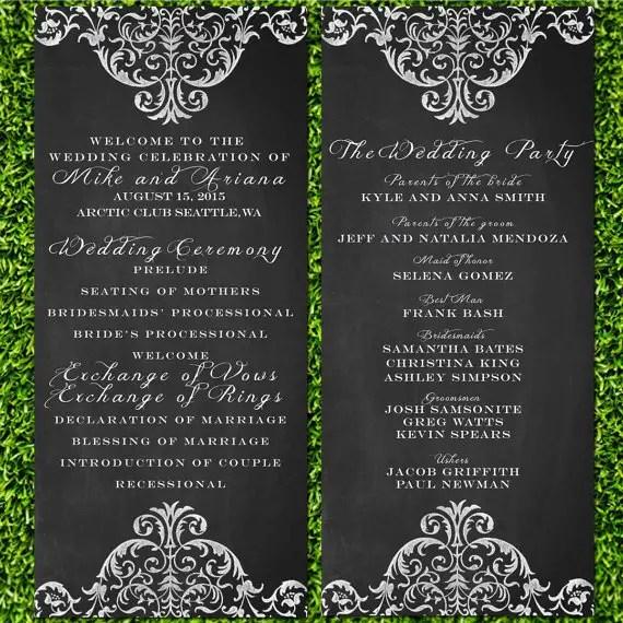 Wedding Chalkboard Ideas: 21 Most Inspiring Ideas For Chalkboard Wedding Theme