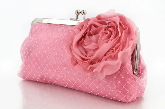 Clutch Purse with Photo Inside (by ANGEE W.)
