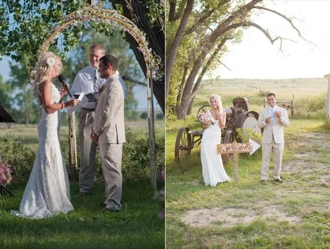 Beecher Island Wedding #realwedding #wedding