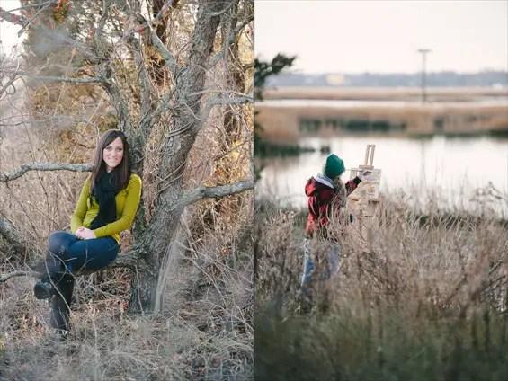 Engagement Session - Stefanie Kapra Photography