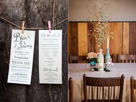 Leah Marie Landers Photography - Garden Room Wedding