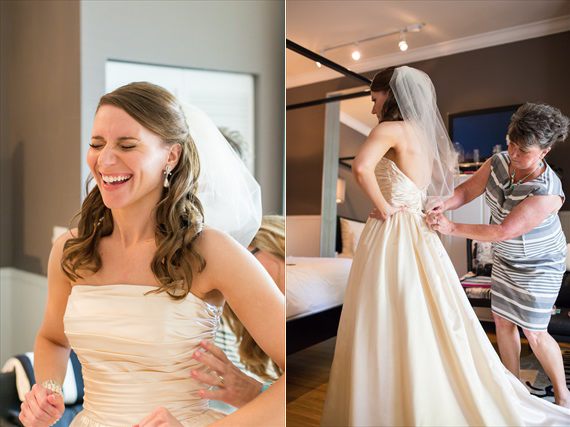 Filda Konec Photography - Hemingway House Wedding - bride laughing while getting ready