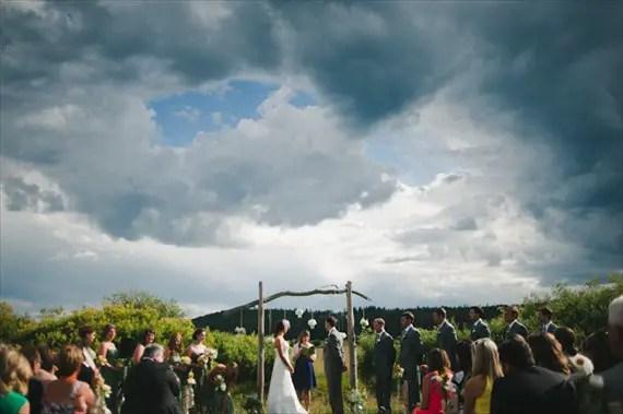 Rachael Grace Photography - colorado ranch wedding
