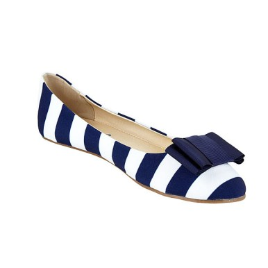 dark blue and white lillybee shoes review