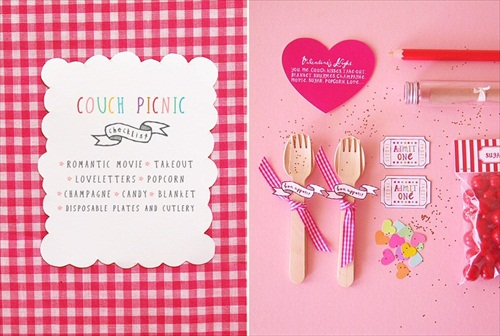 6 Best DIY Valentine's Day Gifts (project by Eat Drink Chic)